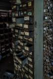 Parts bin drawers