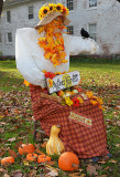 Old Wethersfield Scarecrows 2014