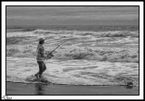 Hopefully Fish In The Surf.