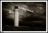 lighthouse  on Island.