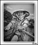 Rowing in Asia.