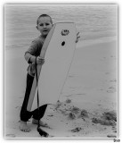 Gotta Get The Hang Of This Boogie Board. NFS