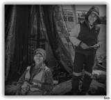 Two Cheerful Fishermen.