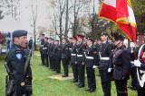 La bataille de la Châteauguay - commémoration des 200 ans avec les Voltigeurs