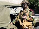 Merv Jones, Canadian D-Day Para Vet Hosted by A Coy (Para) 3R22R