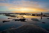 A Cardiff Sunset