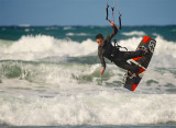 Portrait of a Kitesurfer