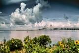 Fred Hartman Bridge - Baytown Texas