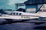 Piper PA-27 Aztec Turbo D       G-AXFA   c/n 27-4177