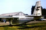 Britten Norman BN-2A Islander     G-AXRN      c/n 129