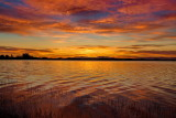Ellesmere Sunset