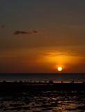 Sunset, Loyalty Beach - Cape York