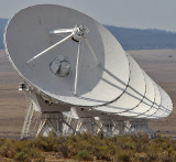 Very Large Array -- July 5-7, 2013