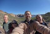 Apache Trail with Chuck and Judy Dethloff -- November 25, 2013