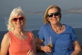 Tina and Sally/Sunset