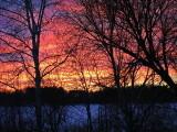 Road Sunset