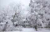 Frosty Homestead