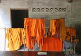 Monks clothes line