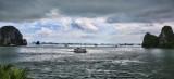 Ha Long Bay Storm