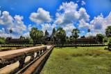Angkor Wat View  III