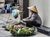 Hanoi Woman Merchant