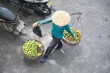 Daily Life Hanoi Woman