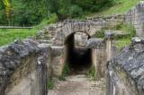 Départ pour l'aqueduc romain