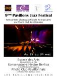 9ème Pavillons Jazz Festival