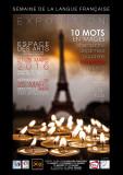 Semaine de la Langue Francaise 2016