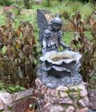 A Fairy On The Fountain..