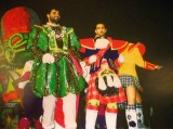 Malta Carnival February 1995. A lady without head?
