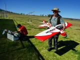 Toowoomba Amateur Radio Aero Model Club 11/08/2013