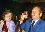 Frank and wife Dot