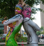 Body Painting by Andy Golub