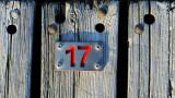 No. 17 / Nr. 17