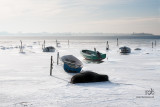 Thaw in the bay / Tø i bugten