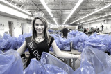Miss Ohio at Blanchard Valley Industries