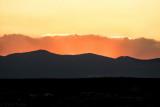 Sunset Santa Fe