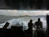 Aboard Menorca Express - Crossing to Formentera