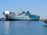 Balearia Introduce Low Cost Ferry Posidonia