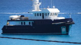 Luxury 'Tug Boat' off Es Calo