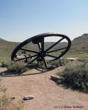 Wheel in Bodie