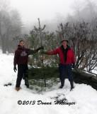JonCarlo, Christmas Tree and Peter