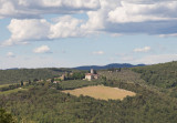 Clouds in Chianti