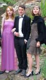 Charlotte, Zack and Emma