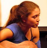 Quinn Singing a James Taylor Song,