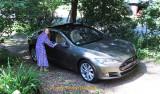 Charlotte and the Tesla