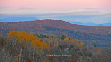 View from Sharon Mountain
