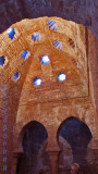 Star Shaped Holes to Let Light into Turkish Bath Houses