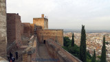 High Above Granada, the Keep